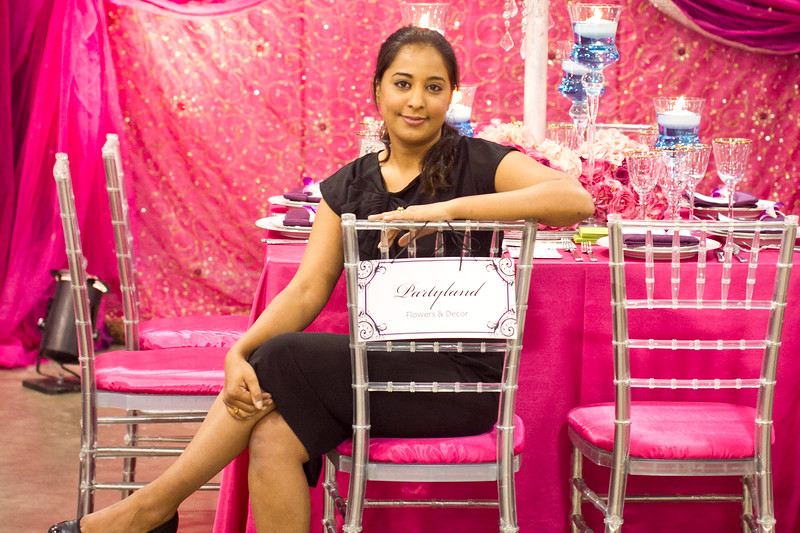 south asian wedding exhibit
