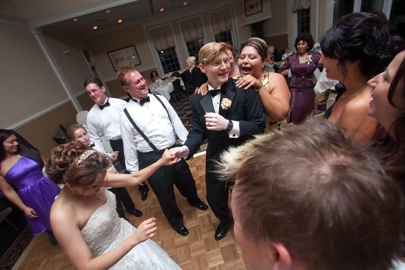 Patricia and Kris Wedding